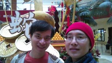 Thái và Ngân Hà, Tết 2013