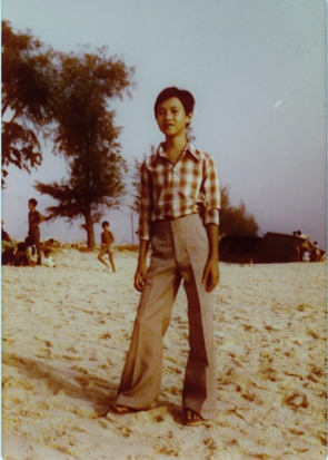 Thai Ta, Songkhla refugee camp, 1979