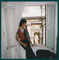 Thai Ta, Venice 1998, (34th birthday)