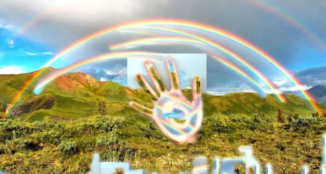 rainbowhand